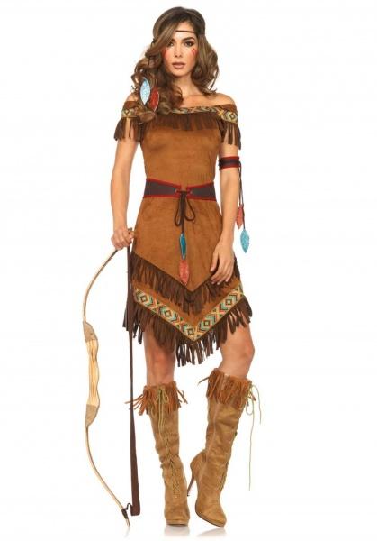 cd6d8f6f1e8f Indiánský kostým pro ženy - Dárky pro muže i ženy