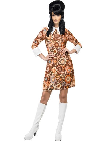 Retro květinové šaty - Dárky pro muže i ženy 9df5a04465